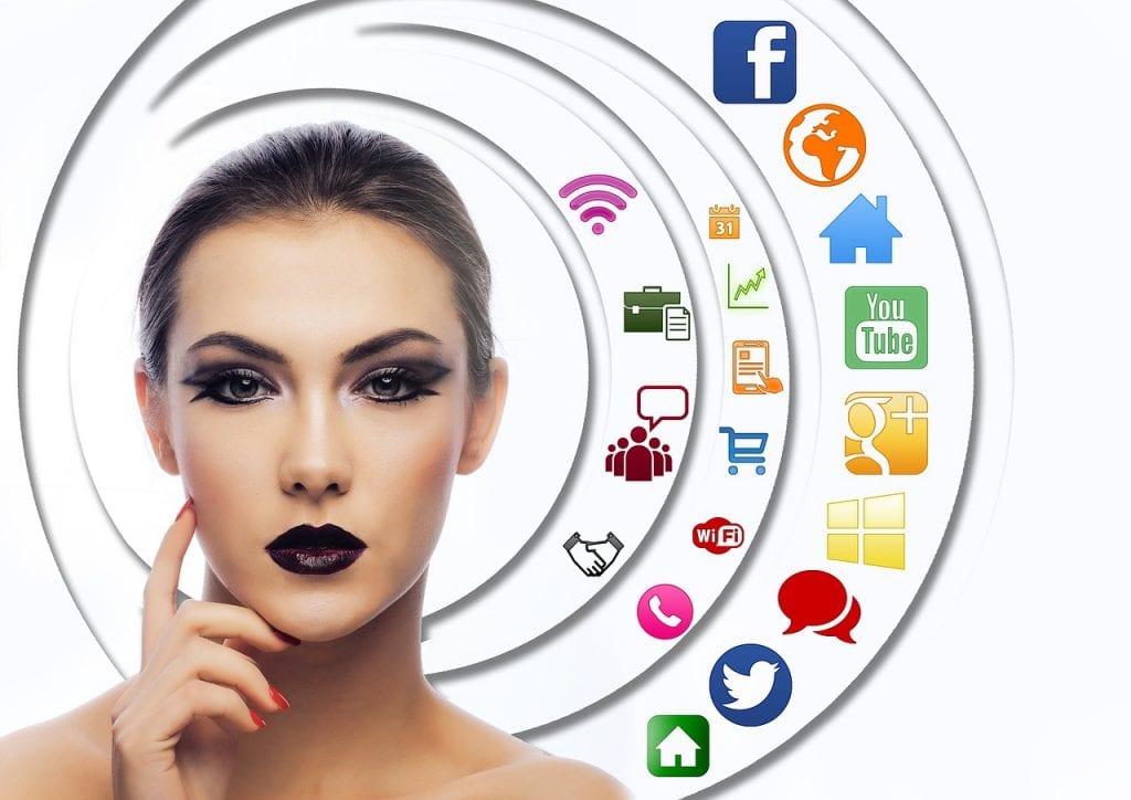 become a social media influancer